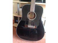 Fenders Acoustic CD-60