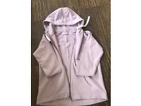 Womens next hoodie lilac