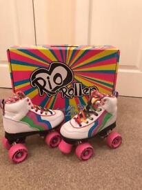 Roller Skates 'Rio Roller' & Rio carry bag