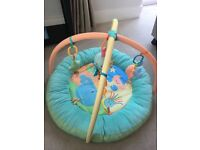 Mothercare playmat/ play mat
