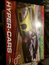 Scalextric hyper cars