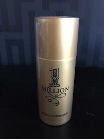 Paco Rabanne 1 Million Large Deodorant (Unopened still in package)