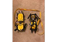 Grivel G12 Crampons- never been used
