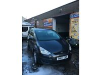 Ford S-Max 1.8 TDCI 80,000 miles long MOT 7 seater