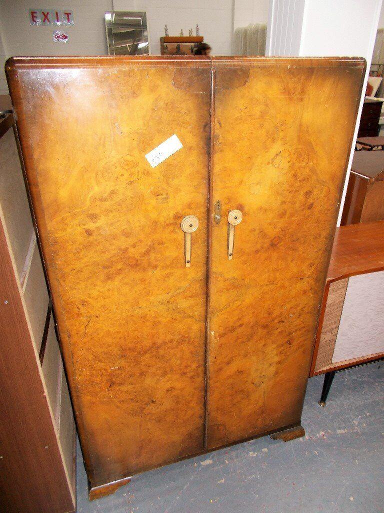 Walnut Wardrobe…31459A