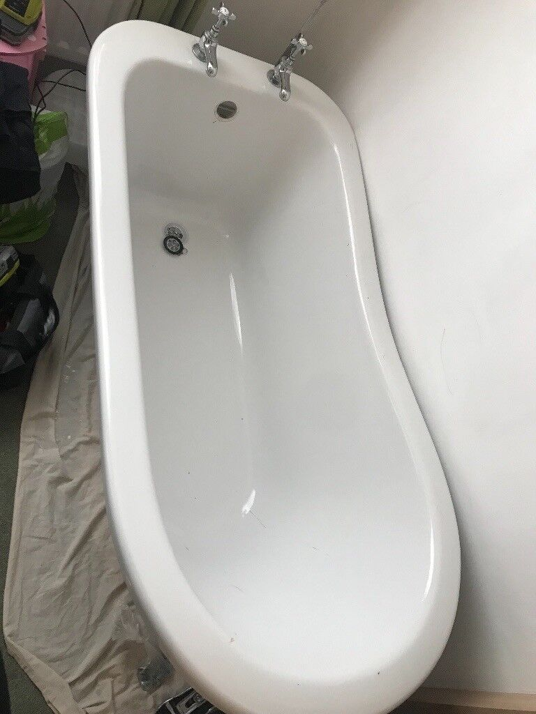 Free standing bath with legs, for sale | in Murton, County Durham ...