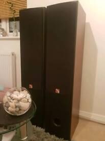 2x speaker