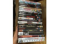 Large DVD Movies bundle