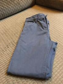 Boys age 10-11 years slim fit trousers 👖 £5