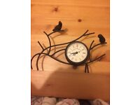 Small colonial style clock