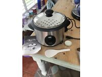 Breville rice cooker and steamer, unused