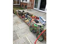 Children's Toys and Bike