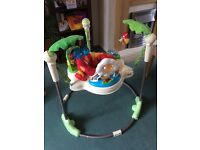 Jumperoo - well used but plenty of life left in it.