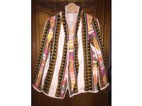 Limited edition H&M Aztec jacket