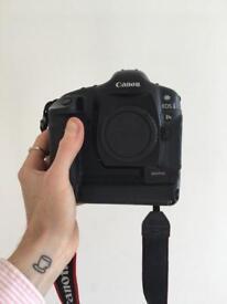 Canon 1ds digital full frame DSLR SLR