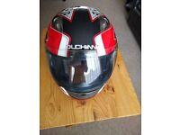 Chidrens full-face motorcycle helmet