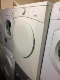 GORENJE 6KG VENTED DRYER VERY GOOD CONDITION 🌎🌎PLANET APPLIANCE🔴🔴