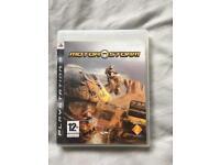 Motor Storm for PlayStation 3