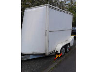 Lynton Box Trailer