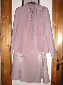 """Fashionable 2 piece """"Kathryn C"""" suit. Size 12."""