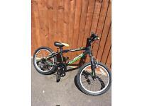 Boys bike Claud Butler