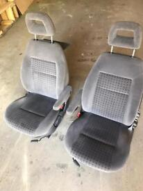 VW SHARAN SEATS pair
