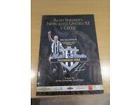 Alan Shearer's Newcastle x1 v Celtic testimonail 2006