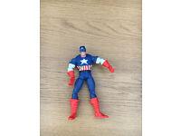 Marvel Titan Hero Series Captain America Figure
