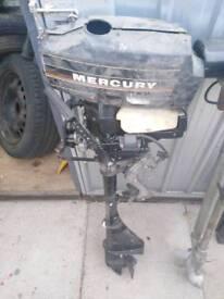 Mercury 2.2 outboard