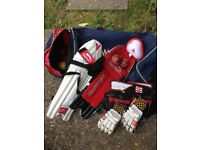 Slazenger Junior Cricket Equipment