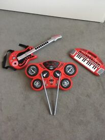 ELC Kids music equipment