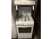 Gas oven, hob and grill cooker