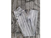 Rich & Royal super skinny jeans 27/32 (brand new)