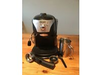 DeLonghi EC220CD coffee maker £30
