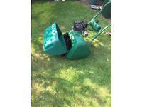 Qualcast classic petrol lawn mower
