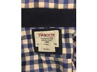 Checked shirt t.m jewin