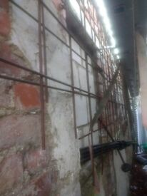 Reinforcing bars Mild Steel A142 Mesh 4m x 1.2m and 1m x 2m (x2) normally around £50