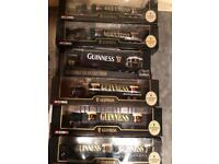 GUINNESS TRUCKS, VANS, BUSES & KEYRINGS