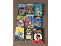 Kids paperback story books
