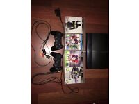 Sony Playstation 3 (PS3) Super Slim 500GB Charcoal Black Console (CECH-4003C)