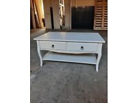 Delux 2 Drawer Coffee Table