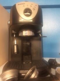 Silver crest coffe machine