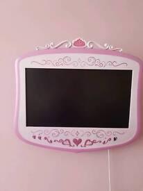 Disney princess dvd tv combi