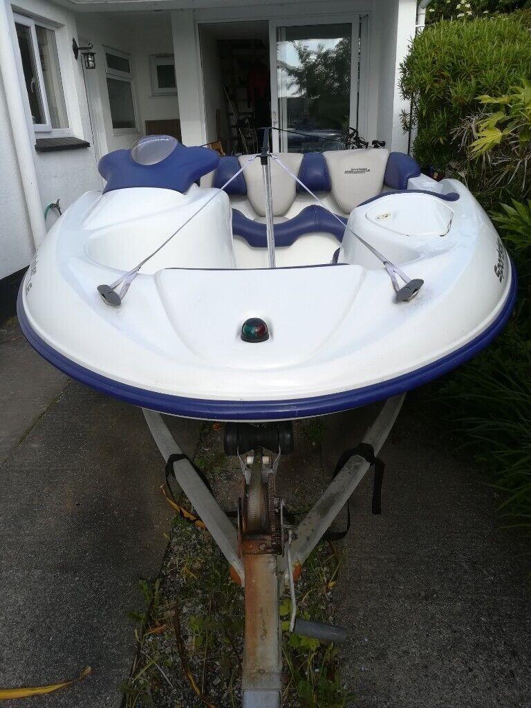 seadoo sporster Le, 2001, jet boat, 130hp | in Carbis Bay, Cornwall |  Gumtree