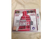 Hollywood crimes 3D Nintendo 3ds games