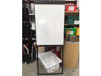Saville Flipchart Board