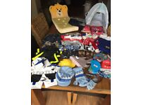 Build a bear clothing and accessory bundle £40 ono