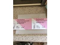 2 x Lee Mead tickets
