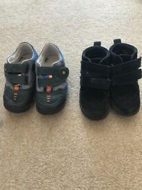 Kids shoes from Russell & Bromley size 7-8