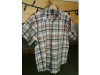 Boys checked shirt from GAP
